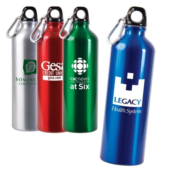 Aluminum Sports Travel Bottle