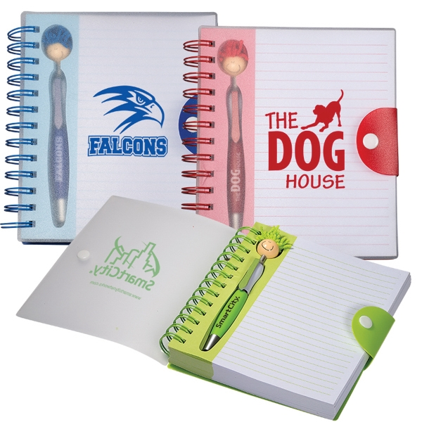 Personalize Pen and Notebook